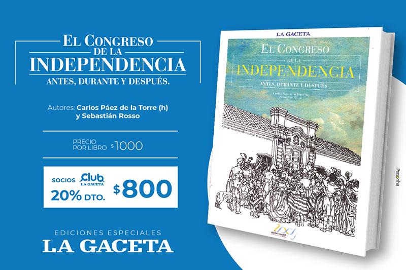 El Congreso de la Independencia