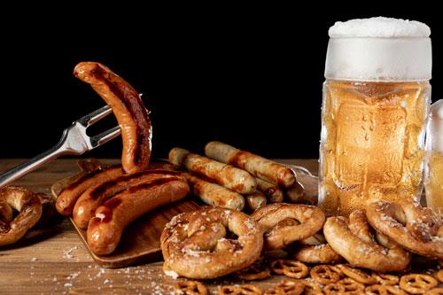 Valkiria Food in Beer