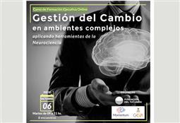 GESTION DEL CAMBIO EN AMBIENTES COMPLEJOS
