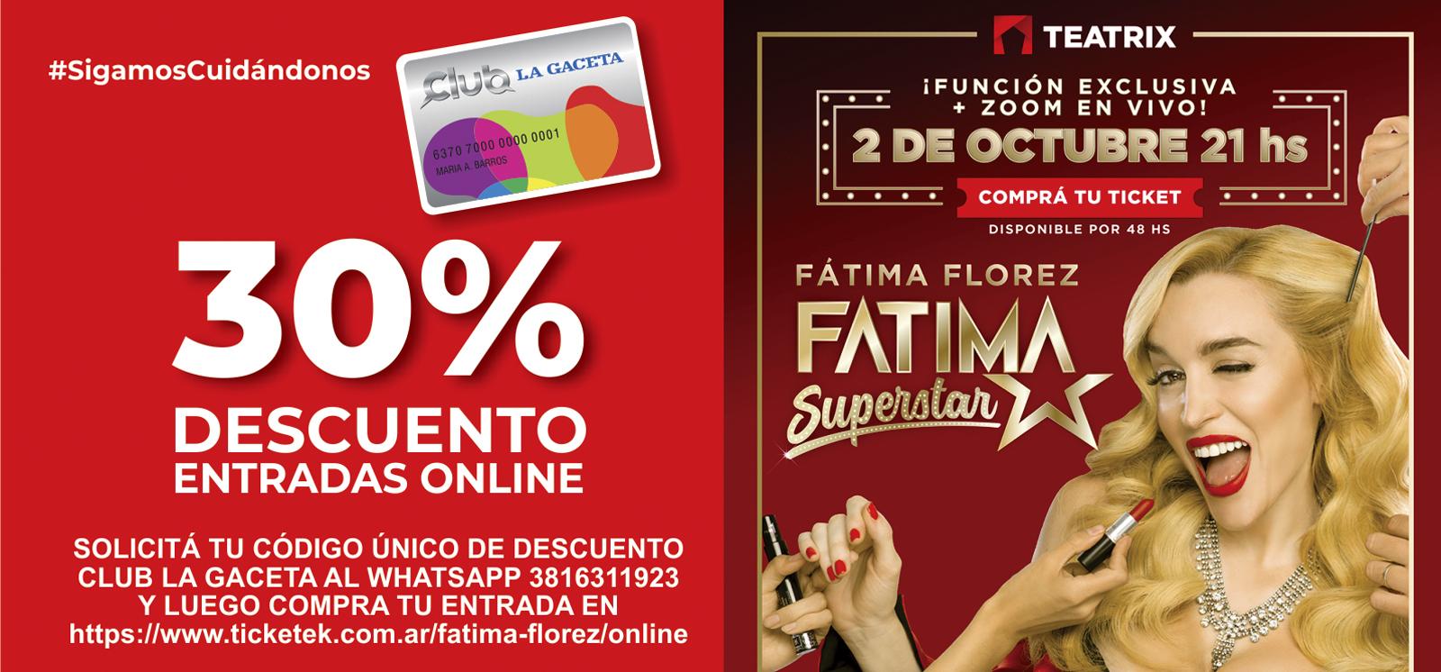 Fatima Flores